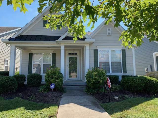 721 Meadowcroft Ln, Nolensville, TN 37135 (MLS #RTC2078927) :: Team Wilson Real Estate Partners