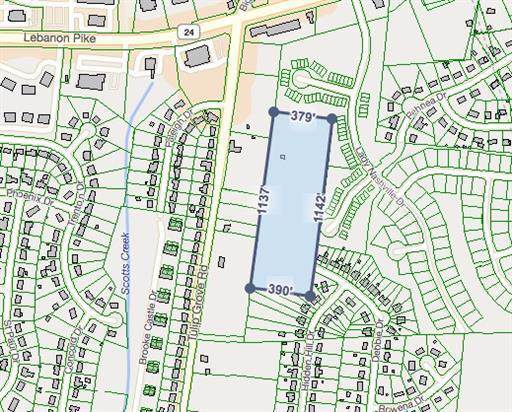 0 Tulip Grove Rd, Hermitage, TN 37076 (MLS #RTC2079561) :: RE/MAX Choice Properties