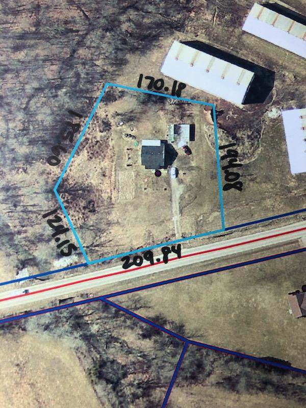 7345 Dawson Springs Rd, Hopkinsville, KY 42240 (MLS #RTC2079721) :: Village Real Estate