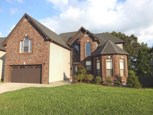 2433 Senseney Dr, Clarksville, TN 37042 (MLS #RTC2080375) :: Village Real Estate