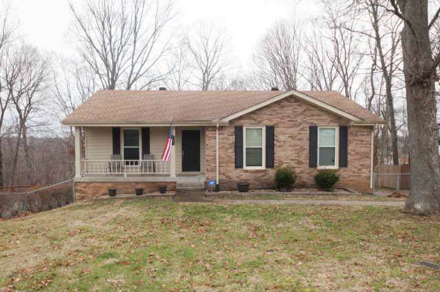 833 Lennox Rd, Clarksville, TN 37042 (MLS #RTC2080653) :: Village Real Estate