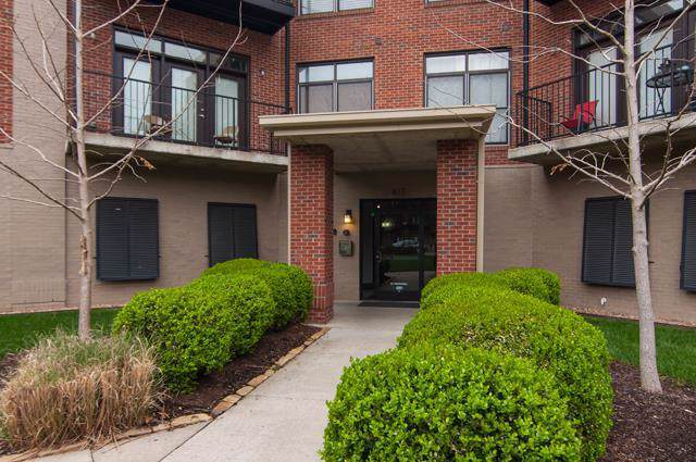 817 3rd Ave. N #417, Nashville, TN 37201 (MLS #RTC2081515) :: Armstrong Real Estate
