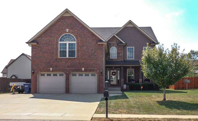 1702 Cabana Dr, Clarksville, TN 37042 (MLS #RTC2082765) :: Berkshire Hathaway HomeServices Woodmont Realty