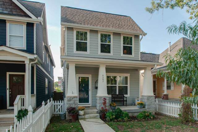 4507 Georgia Ave, Nashville, TN 37209 (MLS #RTC2083053) :: RE/MAX Choice Properties