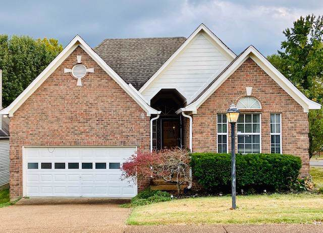3541 Greenwood Dr, Hermitage, TN 37076 (MLS #RTC2084762) :: Village Real Estate