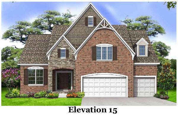 1348 Greenstone Lane - Lot 57, Nashville, TN 37221 (MLS #RTC2084941) :: Village Real Estate
