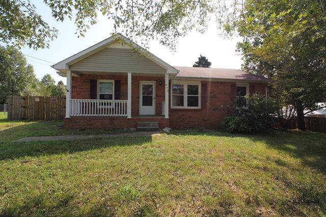 813 Merritt Lewis Ln, Clarksville, TN 37042 (MLS #RTC2088844) :: Village Real Estate