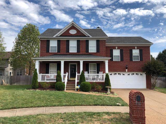 502 Tiger Lily Ct, Franklin, TN 37064 (MLS #RTC2089984) :: RE/MAX Homes And Estates