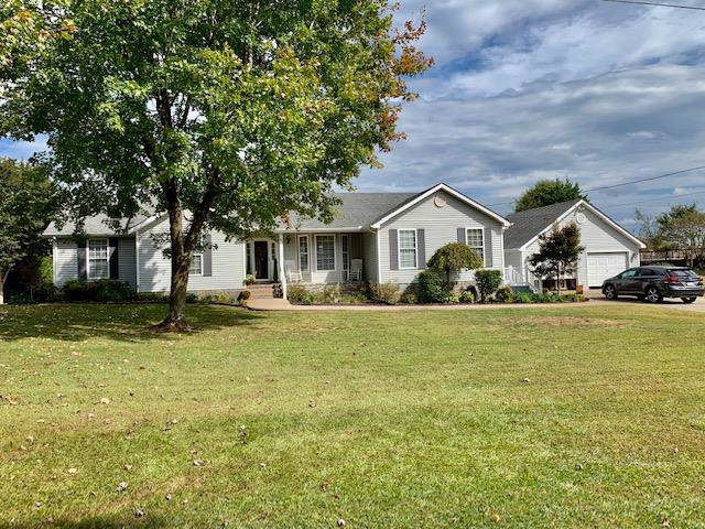 1109 Myatt Loop Rd, Burns, TN 37029 (MLS #RTC2090390) :: Ashley Claire Real Estate - Benchmark Realty