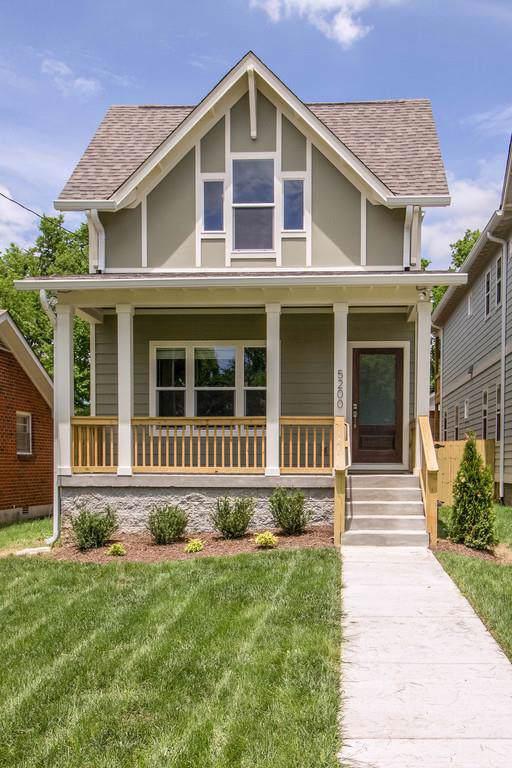 5200 Kentucky Ave, Nashville, TN 37209 (MLS #RTC2091915) :: DeSelms Real Estate