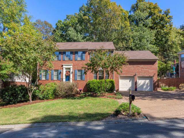 4309 Oakcrest Ln, Hermitage, TN 37076 (MLS #RTC2091927) :: RE/MAX Homes And Estates