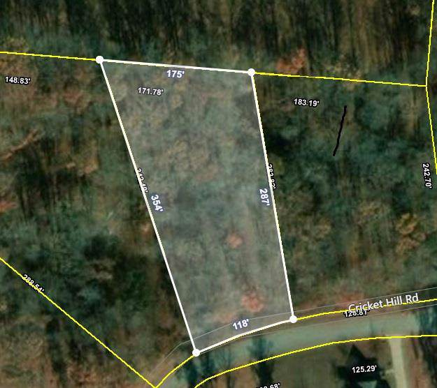 0 Cricket Hill Rd, Flintville, TN 37335 (MLS #RTC2092236) :: CityLiving Group