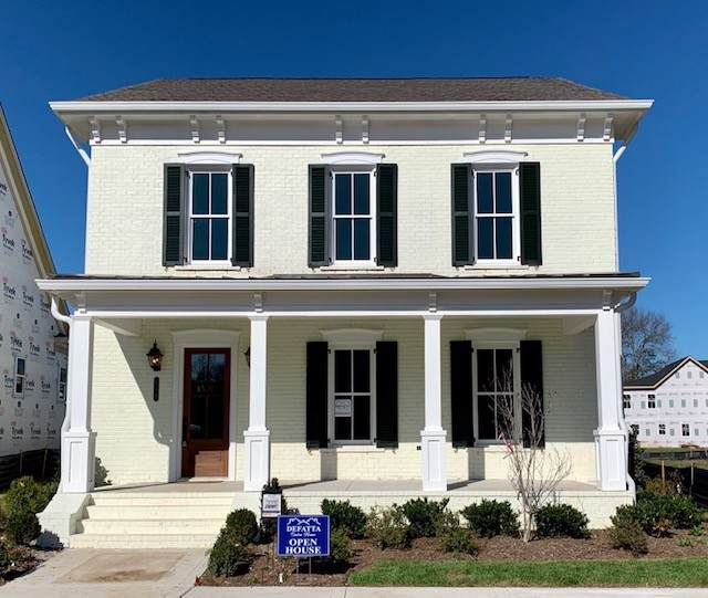 804 Carsten Street- Lot 214, Nashville, TN 37221 (MLS #RTC2092485) :: Exit Realty Music City