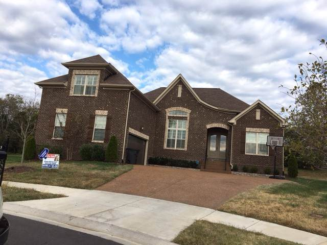 115 Ascot Ct, Gallatin, TN 37066 (MLS #RTC2096089) :: The Milam Group at Fridrich & Clark Realty