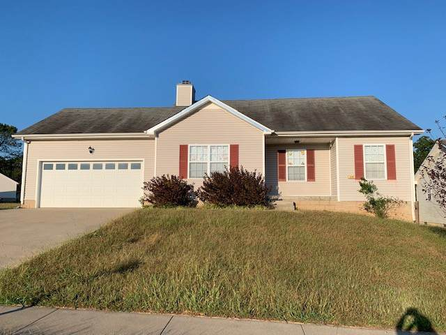 398 Paris Dr, Clarksville, TN 37042 (MLS #RTC2097414) :: Village Real Estate