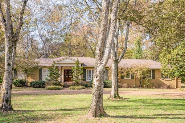 6121 Melbourne Dr, Nashville, TN 37215 (MLS #RTC2097932) :: Ashley Claire Real Estate - Benchmark Realty