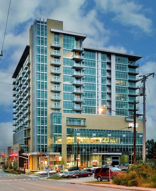 700 12th Ave S #1204, Nashville, TN 37203 (MLS #RTC2099800) :: Oak Street Group