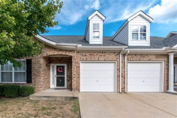3037 Auld Tatty Dr, Spring Hill, TN 37174 (MLS #RTC2100400) :: Village Real Estate