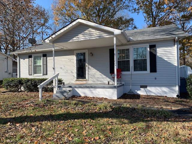 305 Wall St, Shelbyville, TN 37160 (MLS #RTC2100981) :: Village Real Estate