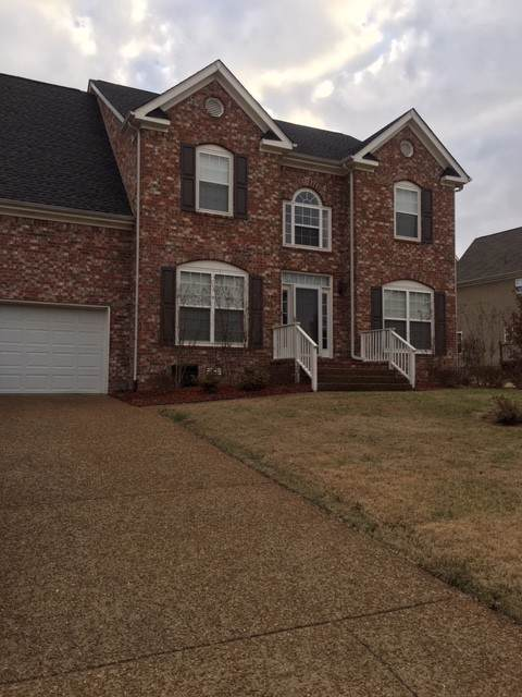 4018 Marion Dr, Spring Hill, TN 37174 (MLS #RTC2101197) :: The Group Campbell powered by Five Doors Network