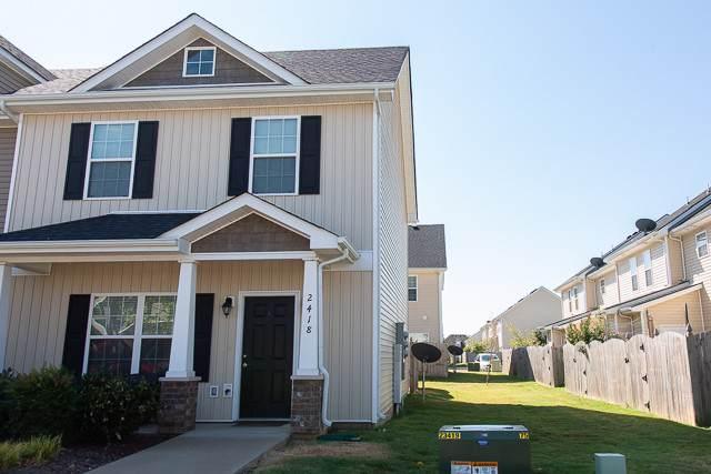 2418 New Holland Cir, Murfreesboro, TN 37128 (MLS #RTC2101686) :: John Jones Real Estate LLC