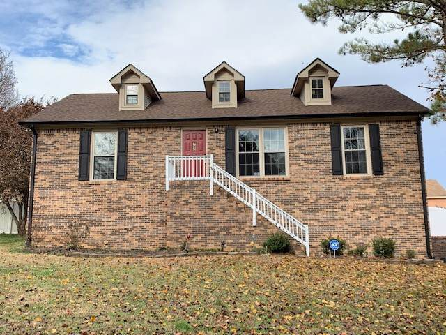 203 Smokey Dr, Columbia, TN 38401 (MLS #RTC2103071) :: Village Real Estate