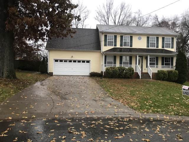 1320 Whetstone Ct, Clarksville, TN 37042 (MLS #RTC2103608) :: RE/MAX Homes And Estates
