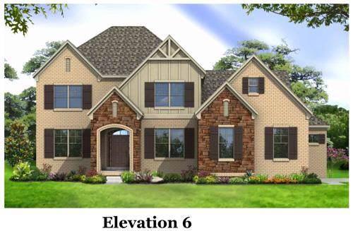 309 Redding Court- Lot 15, Nolensville, TN 37135 (MLS #RTC2104114) :: Village Real Estate