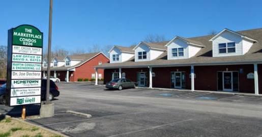 5226 Main Street, Unit C-5, Spring Hill, TN 37174 (MLS #RTC2104301) :: REMAX Elite