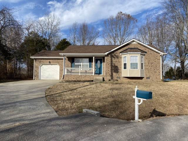 1168 Kendall Dr, Clarksville, TN 37042 (MLS #RTC2104596) :: Black Lion Realty