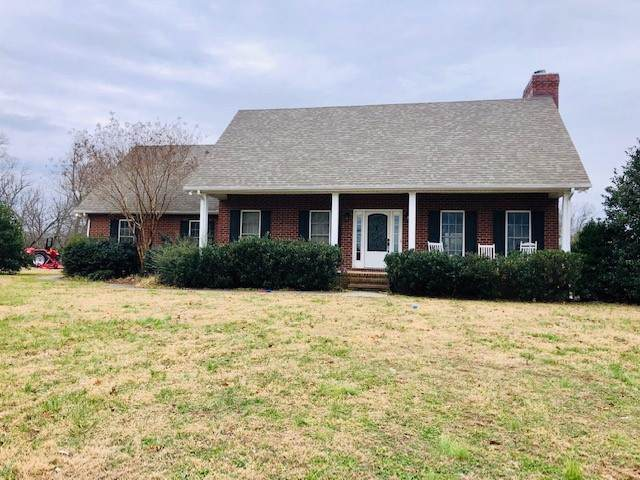 312 Charlie Russell Rd, Shelbyville, TN 37160 (MLS #RTC2106270) :: Village Real Estate