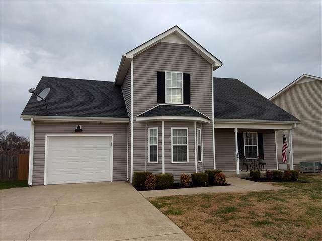541 Oakmont Dr, Clarksville, TN 37042 (MLS #RTC2106291) :: RE/MAX Homes And Estates