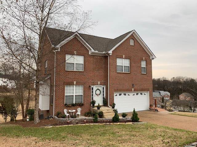 155 Walton Trace South, Hendersonville, TN 37075 (MLS #RTC2107242) :: The Milam Group at Fridrich & Clark Realty