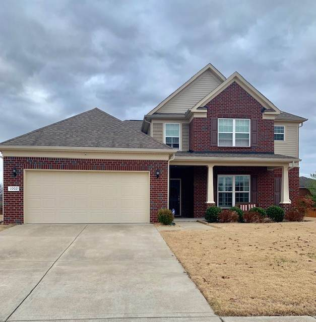 1002 Addington Rd, Hendersonville, TN 37075 (MLS #RTC2109281) :: Katie Morrell | Compass RE