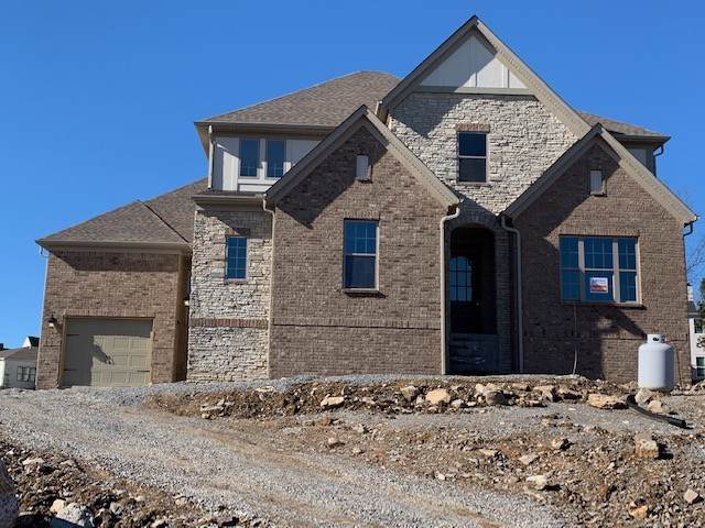 124 Asher Downs Circle #6, Nolensville, TN 37135 (MLS #RTC2111371) :: Nashville on the Move