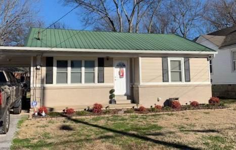 126 E Park Ave, Gallatin, TN 37066 (MLS #RTC2112256) :: Village Real Estate