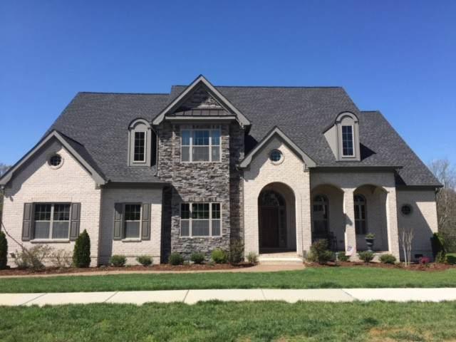 2499 Santa Barbara Lane Lot 124, Franklin, TN 37069 (MLS #RTC2114798) :: Berkshire Hathaway HomeServices Woodmont Realty
