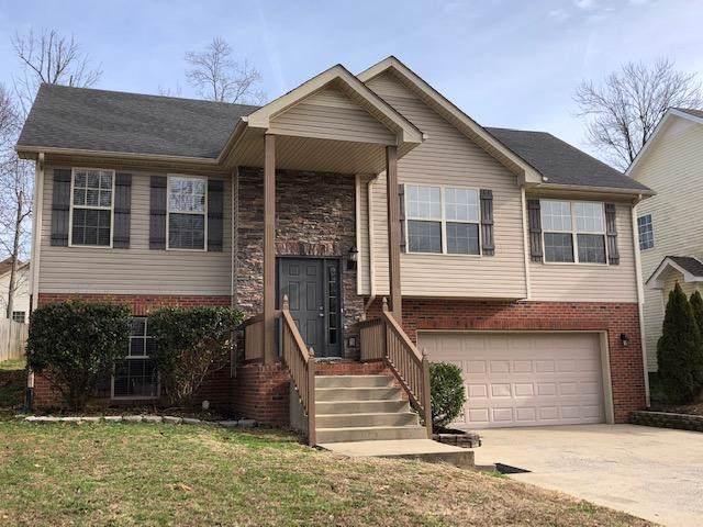 529 Parkvue Village Way, Clarksville, TN 37043 (MLS #RTC2114799) :: Nashville on the Move