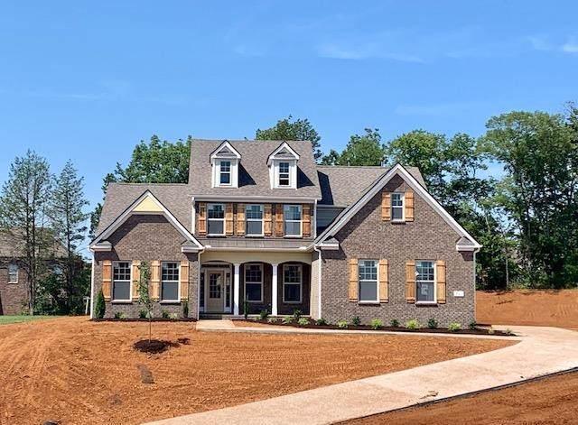 921 Los Lomas Lot #61, Nolensville, TN 37135 (MLS #RTC2115216) :: Team Wilson Real Estate Partners