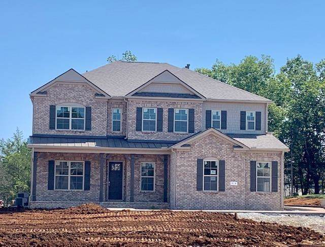 914 Los Lomas Lot #71, Nolensville, TN 37135 (MLS #RTC2115225) :: Berkshire Hathaway HomeServices Woodmont Realty