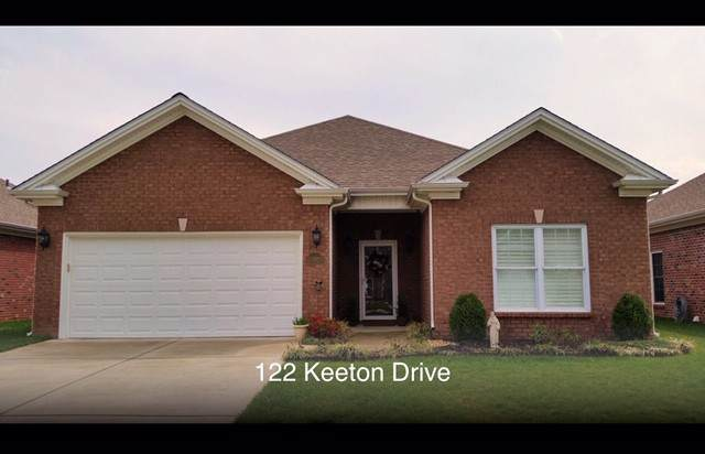 122 Keeton Dr, Hopkinsville, KY 42240 (MLS #RTC2115889) :: The Group Campbell powered by Five Doors Network