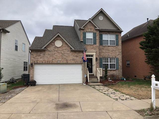 108 Sumner Meadows Ln, Hendersonville, TN 37075 (MLS #RTC2117858) :: The Group Campbell powered by Five Doors Network