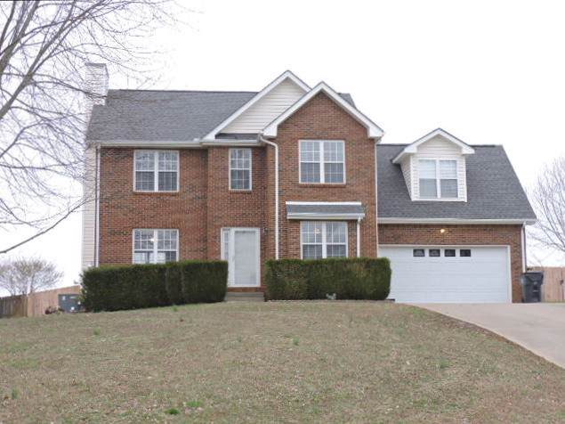 277 Clearfount Dr, Clarksville, TN 37043 (MLS #RTC2117859) :: Team Wilson Real Estate Partners