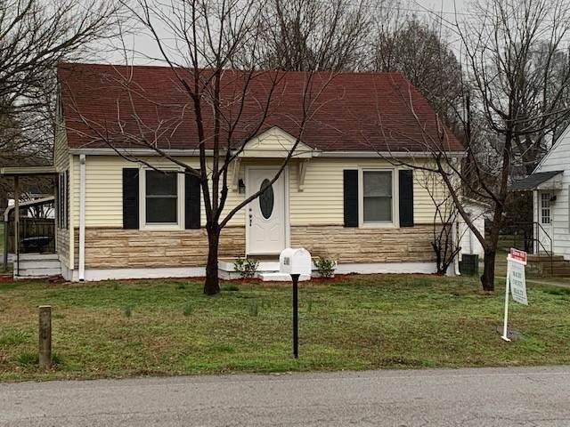 2101 Highland Ave, Columbia, TN 38401 (MLS #RTC2119067) :: Village Real Estate