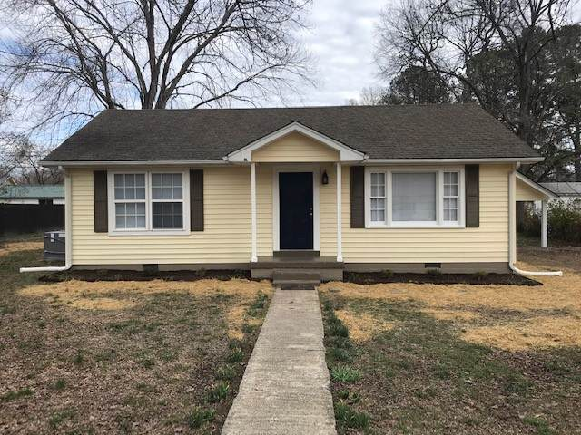 135 Ham St, Tullahoma, TN 37388 (MLS #RTC2119719) :: REMAX Elite