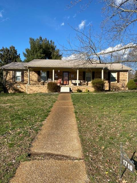 1710 Lance Dr, Lawrenceburg, TN 38464 (MLS #RTC2119826) :: Team Wilson Real Estate Partners