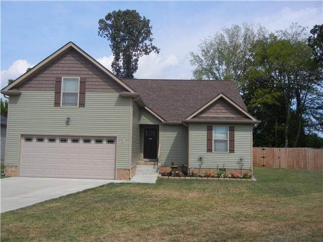 3615 Fox Tail Dr, Clarksville, TN 37040 (MLS #RTC2120233) :: Cory Real Estate Services