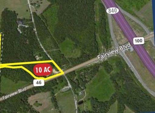 0 Hwy 100/Spencer Mill Rd, Fairview, TN 37062 (MLS #RTC2121550) :: The Kelton Group