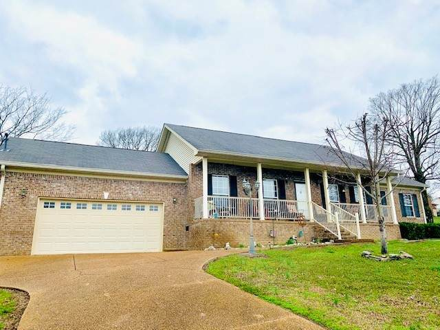 101 Edgewood Ave, Mount Pleasant, TN 38474 (MLS #RTC2122808) :: RE/MAX Homes And Estates