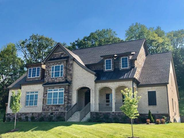 815 Singleton Lane, Brentwood, TN 37027 (MLS #RTC2124397) :: The Miles Team | Compass Tennesee, LLC